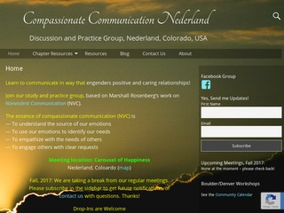 Compassionate Communication Nederland