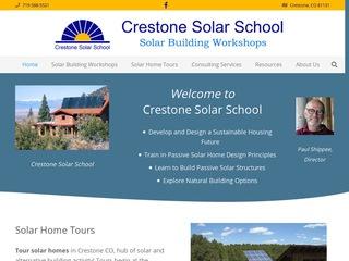 Crestone Solar School