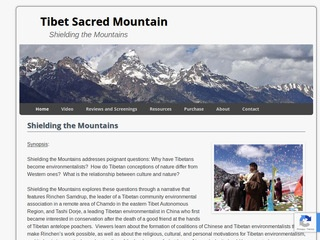 Tibet Sacred Mountain