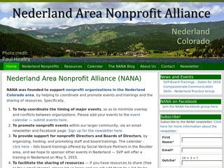 Nederland Nonprofit Alliance