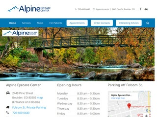 Alpine Eyecare Center