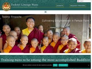 Tsoknyi Lineage Nuns
