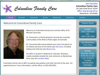 Columbine Family Care