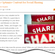 How to Optimize Blog Posts for Social Media Sharing