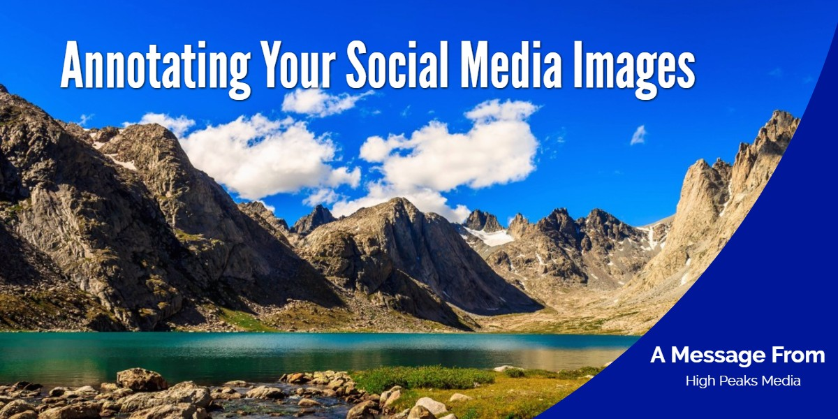 Annotating Your Social Media Images