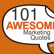 Marketing Quotes - For Inspiration and Ideas!