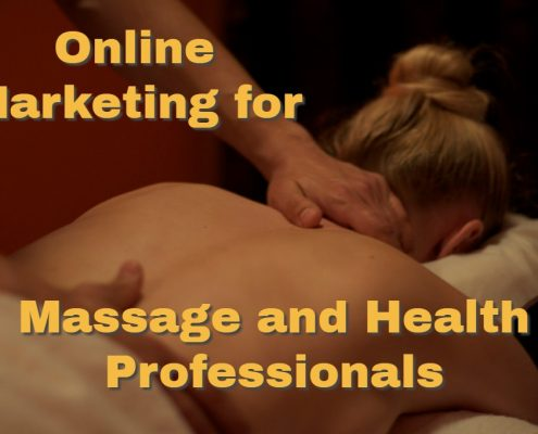 Online Marketing Massage Health Professionals