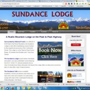 Sundance Lodge - Website Visitors and Analytics