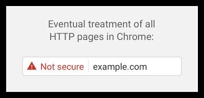 http non-secure eventually