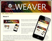 Weaver II Pro Wordpress Theme - Complete Customization, and Affordable Too!
